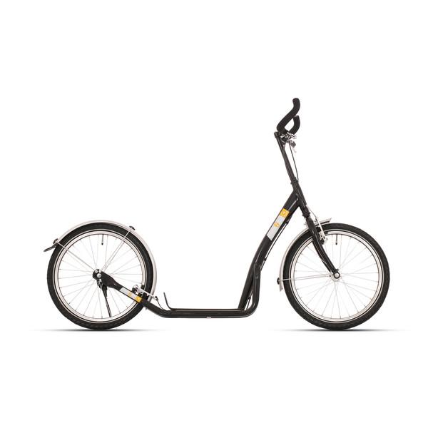 Bike Fun step 20 Inch Unisex V Brake Zwart