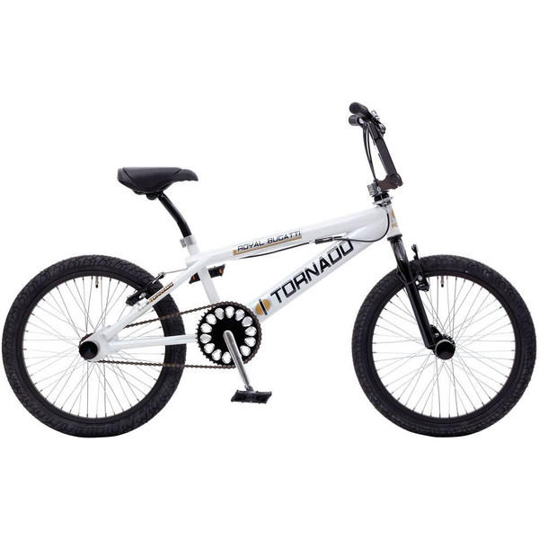 Bike Fun Tornado 20 Inch 55 cm Junior V Brake Wit