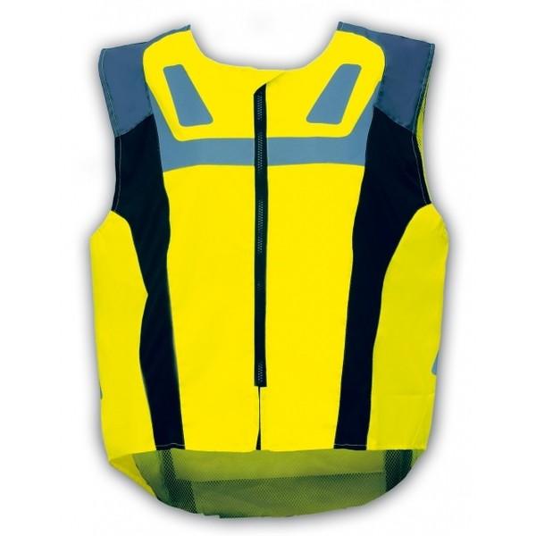 4 Act Veiligheidsvest Unisex Geel Maat M Onderdelen & Accessoires aanschaffen doe je het voordeligst hier
