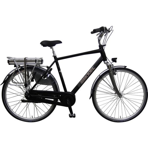 Bikkel iBee Cnamic 1 28 Inch 57 cm Heren 8V Rollerbrake Matzwart