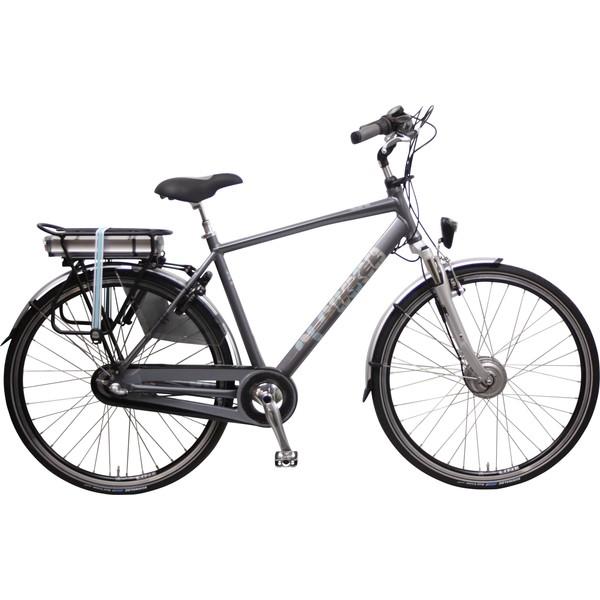 Bikkel iBee T1 S 28 Inch 61 cm Heren 5V Trommelrem Grijs