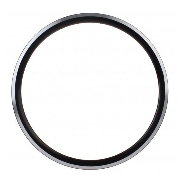 Afbeelding van Bikkel Velg Euroline 28 inch staal 16G zwart