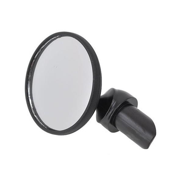 Busch Muller Spiegel Rond 80 mm Zwart Per Stuk