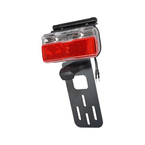 Busch + Müller achterlicht met kentekenplaathouder e bike