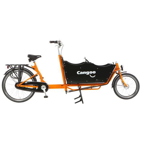 Cangoo Downtown Plus N7 24 Inch 42 cm Unisex 7V Terugtraprem Oranje