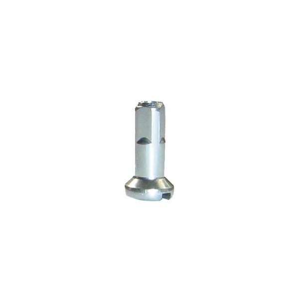 cnSpoke Spaaknippels 14G 12 mm Messing 500 Stuks