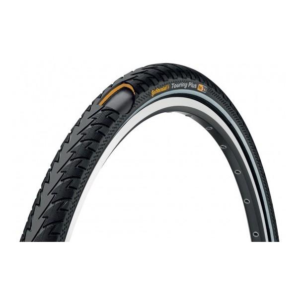 Continental buitenband Touring Plus 28 x 1 5/8 x 1 3/8 (37 622) zwart