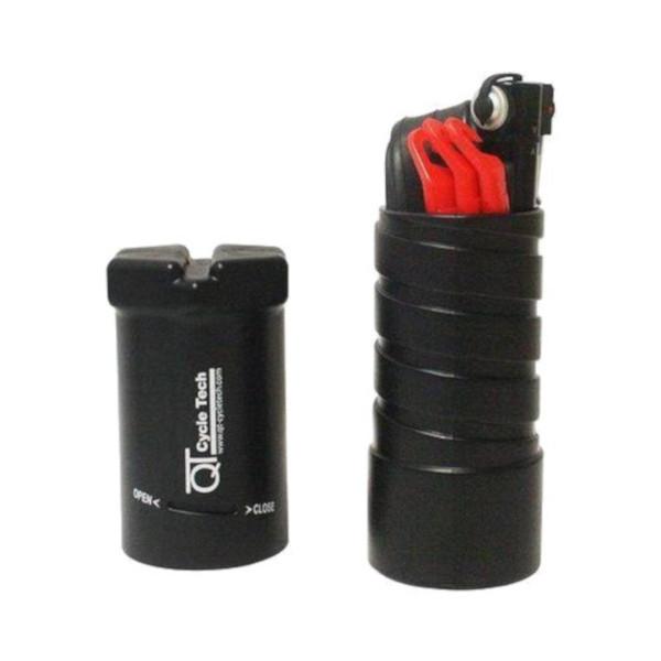 Cycle Tech gereedschapsbidon 1000 ml zwart