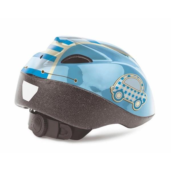 Cycle Tech kinderhelm Driver blauw maat 46 53 cm
