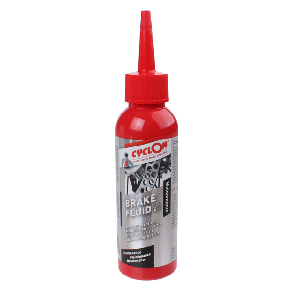 Cyclon remvloeistof Brake Fluid DOT 5.1 125 ml
