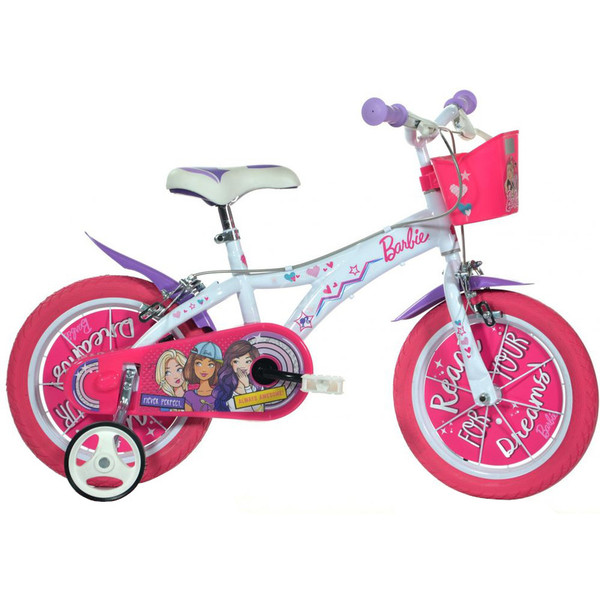 Dino 146R Barbie 14 Inch 24 cm Meisjes Knijprem Roze