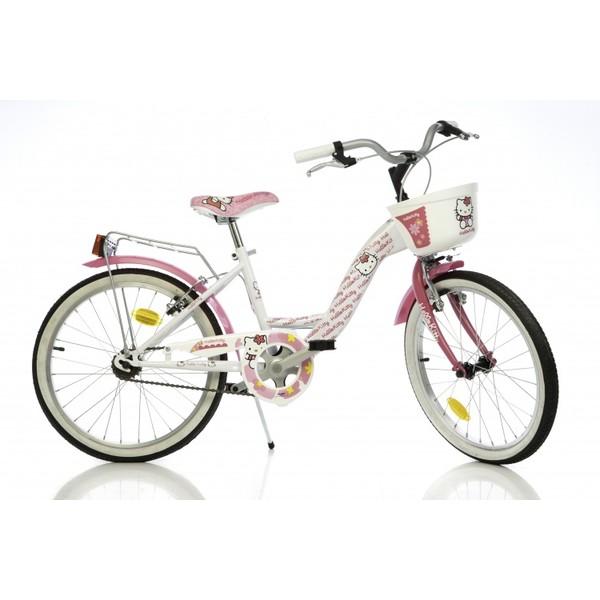 Dino 204R Hello Kitty 20 Inch Meisjes V Brake Roze