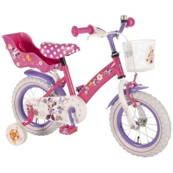 Disney Minnie Bow-Tique 12 inch meisjesfiets 31226