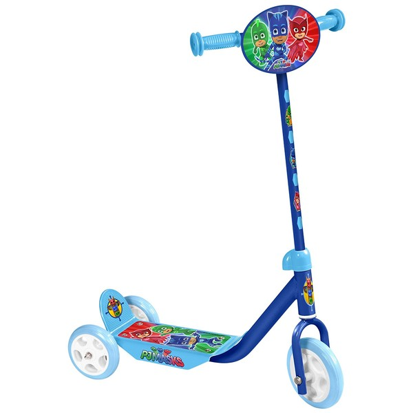 Disney PJ Masks 3 wiel kinderstep S Junior Voetrem Blauw