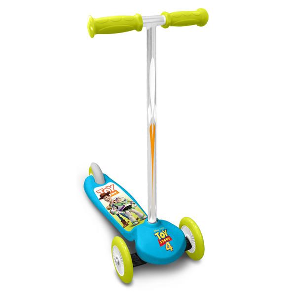 Disney Toy Story 3 wiel kinderstep Junior Voetrem Lichtblauw