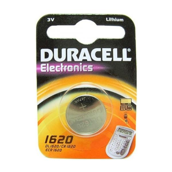 Duracell DL1620   MINICEL 3V    DU