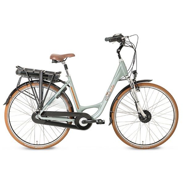 Dutchebike Voltage II 28 Inch 50 cm Dames 7V Rollerbrake Mintgroen