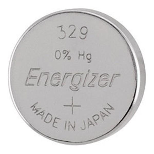 Energizer En329p1 Energizer 329 Horlogebatterij 1.55 V 39 Mah 1-blister