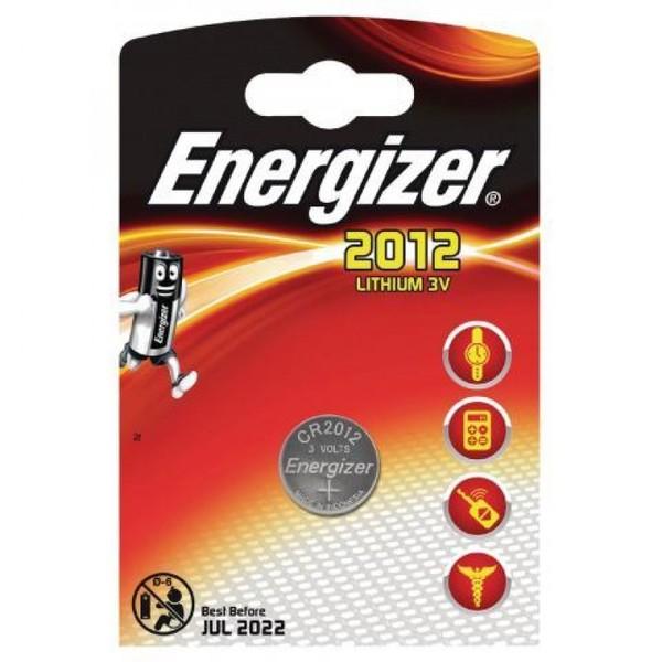 Energizer CR2012 1-blister (E300164200)