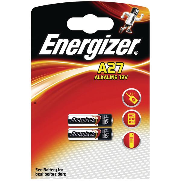 Energizer Alkaline battery A27 12V 2-blister (639333)