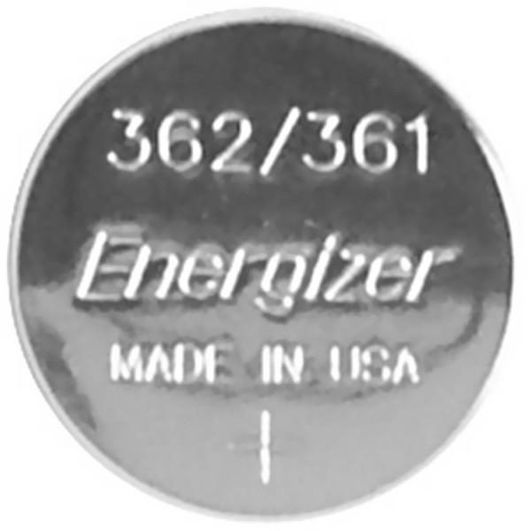Energizer En362-361p1 362-361 Horlogebatterij 1.55v 27 mah