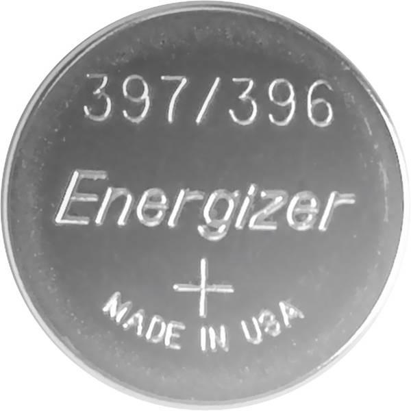 Energizer En397-396p1 397-396 Horlogebatterij 1.55v 33 mah