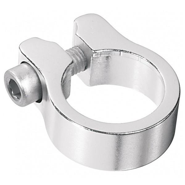 Ergotec Zadelpenklem SCI 035 34,9 mm aluminium zilver