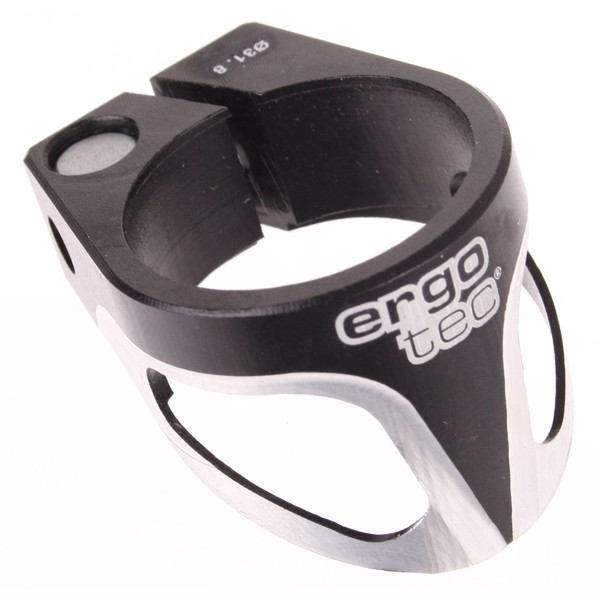 Ergotec Zadelpenklem SCI 085 28,6 mm zwart