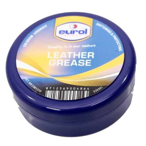Eurol ledervet Leather Grease blank 120 gram