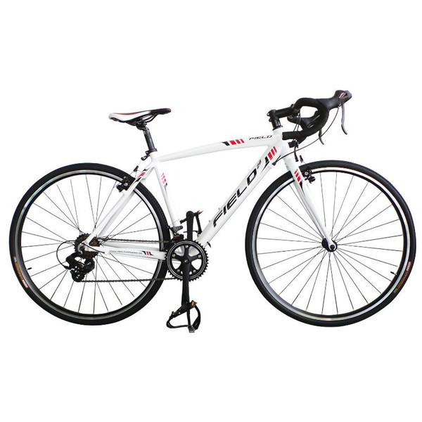Field Cyclocross 28 Inch 47 cm Heren 14V Cantilever Wit