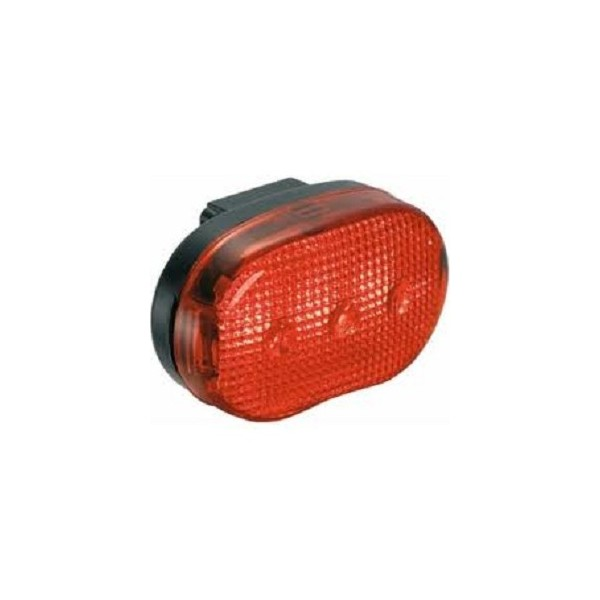 Amigo Achterlicht LED ATB Rood Import