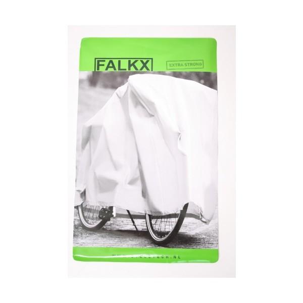Falkx fietshoes extra strong grijs