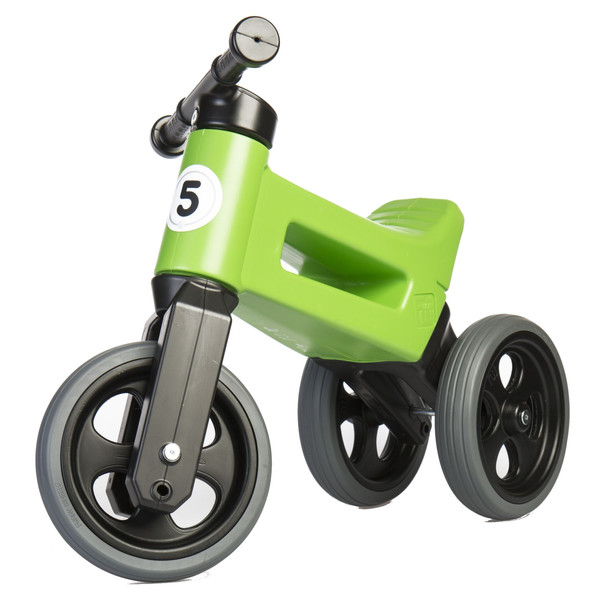 Funny Wheels Rider Sport Cool loopfiets Junior Groen
