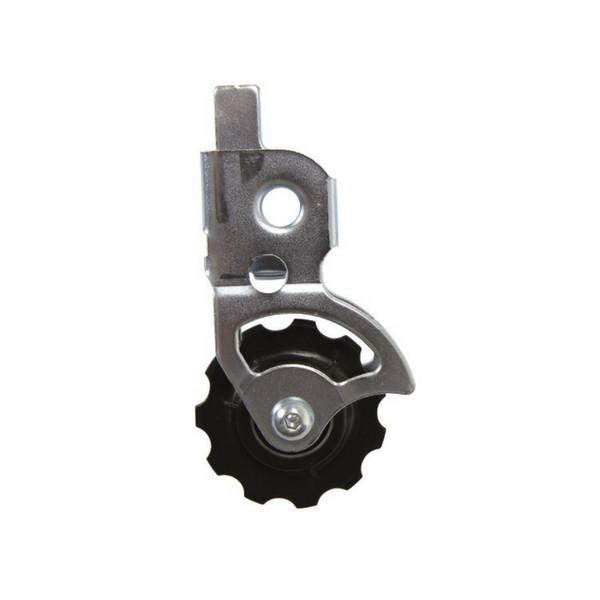 Gazelle kettingspanner Easyglider zilver/zwart 90 mm Onderdelen & Accessoires aanschaffen doe je het voordeligst hier