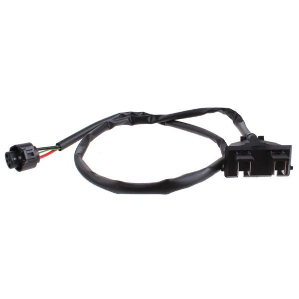Gazelle verbindingskabel accu naar motor 85 cm 4 punts zwart