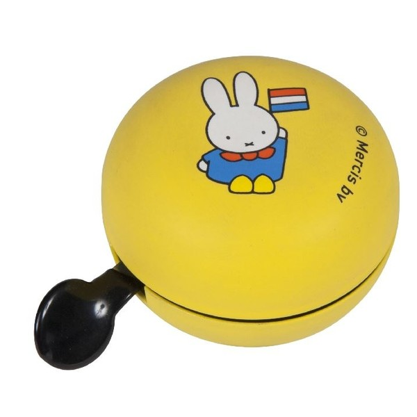 BEL GMG YEPP DING DONG 80MM MIFFY YELLOW