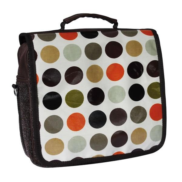 Haberland schoudertas Lifestyle 11 liter bruin Onderdelen & Accessoires aanschaffen doe je het voordeligst hier