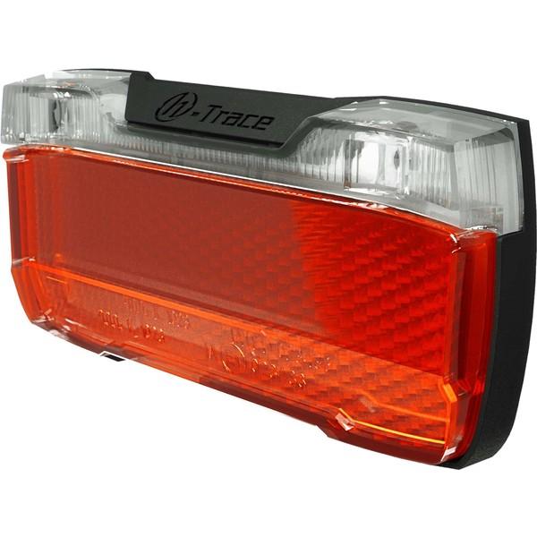 Herrmans Achterlicht H Trace Dynamo Rood 2 LED