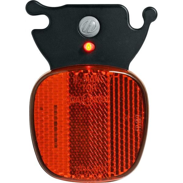 Herrmans Achterlicht LED H Rail Batterij