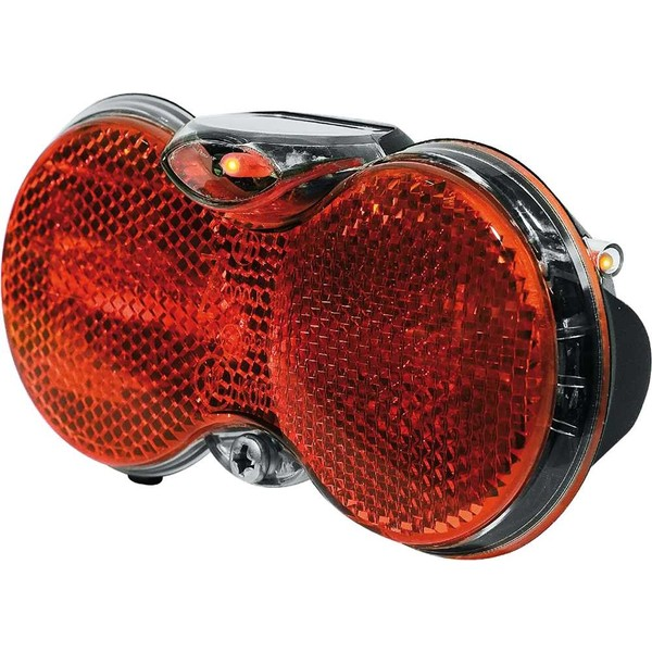 Herrmans Hgoggle XI On-Off LED Achterlicht 80mm