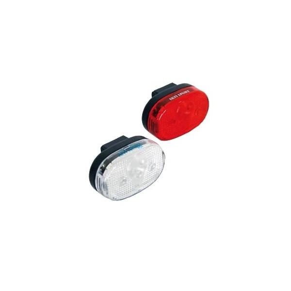 IKZI verlichting set 3 led