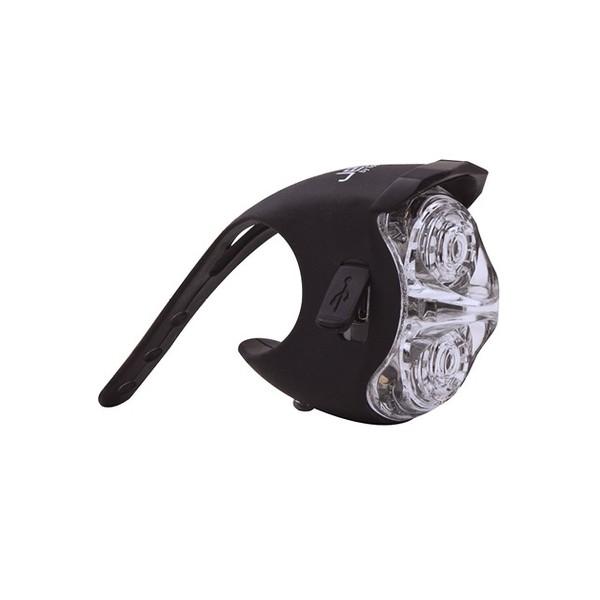 Spanninga Koplamp Jet LED USB Oplaadbaar Incl. Kabel