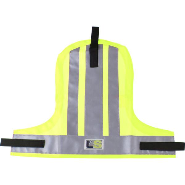 L2S veiligheidshoes Visiobag unisex geel