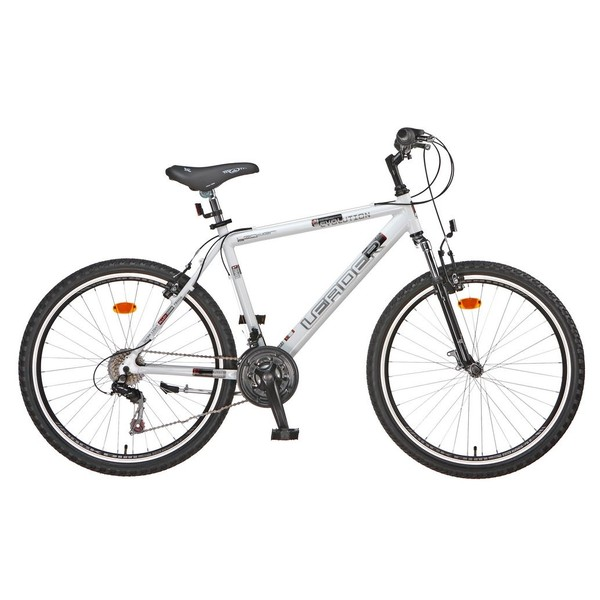 Leader Evolution 26 Inch 48 cm Heren 21V V Brake Wit thumbnail