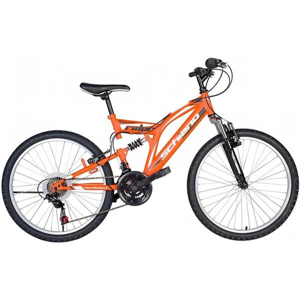 Schiano Rider 26 Inch 47 cm Heren 18V V Brake Oranje