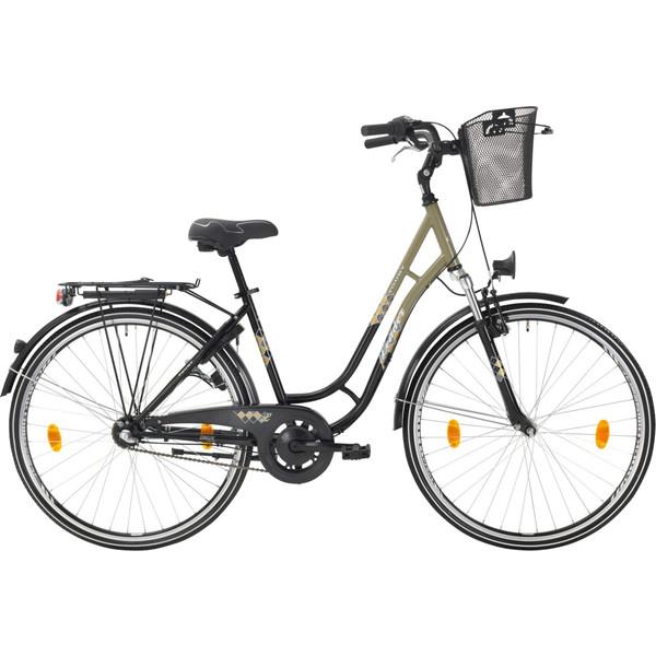ONUX Citybike (dames) »Toury«, 26-28 inch, 3 versnellingen, terugtraprem
