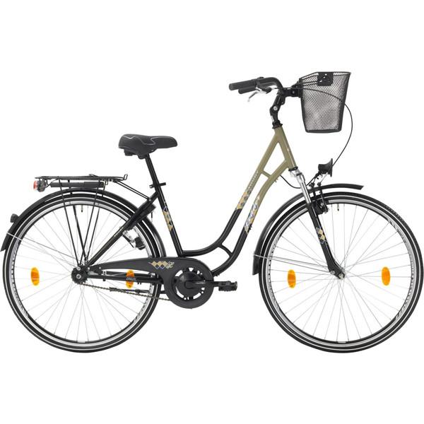 ONUX Citybike (dames) »Toury«, 26-28 inch, 1 versnelling, terugtraprem