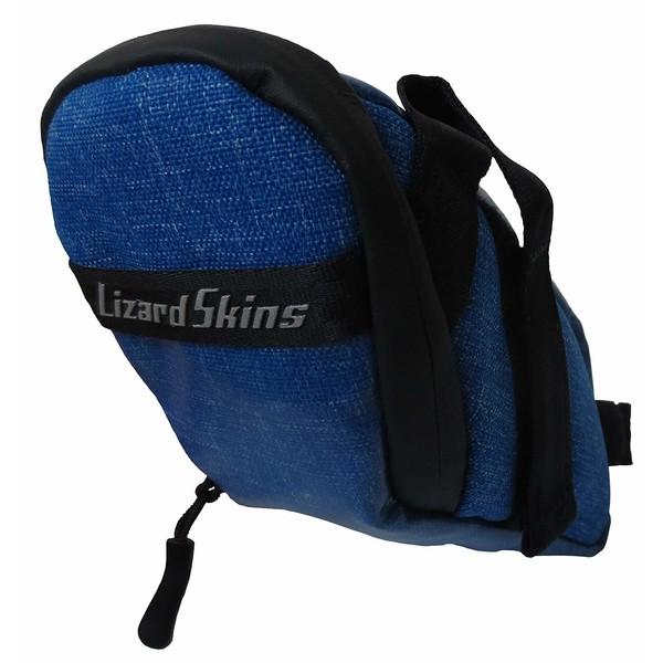 Lizard Skins zadeltas Super Cache blauw 1,47 liter