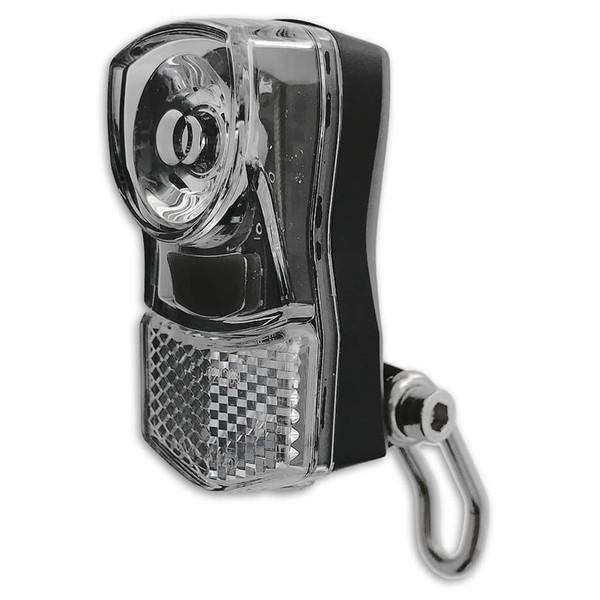 Lynx koplamp batterij 7 lux led zwart thumbnail