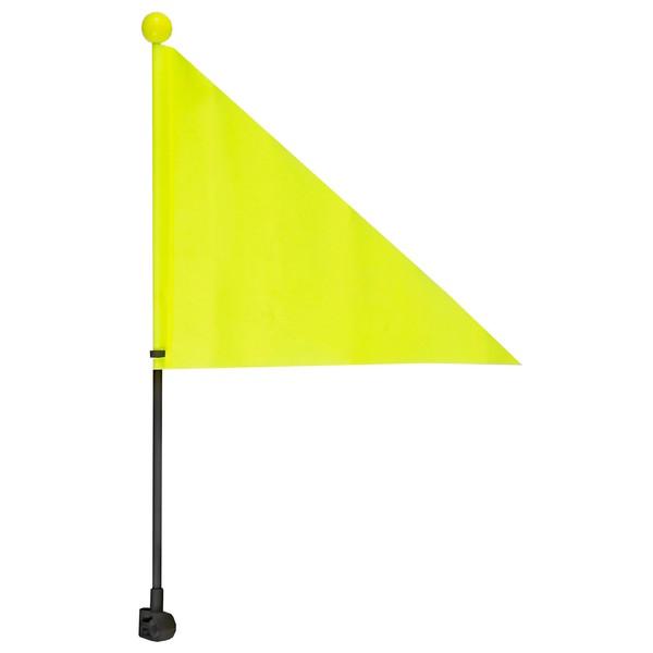 M Wave veiligheidsvlag 38 cm geel Onderdelen & Accessoires aanschaffen doe je het voordeligst hier